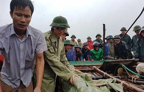 Bão số 3 tan, nhiều khu vực Hà Nội bị ngập sâu - ảnh 1