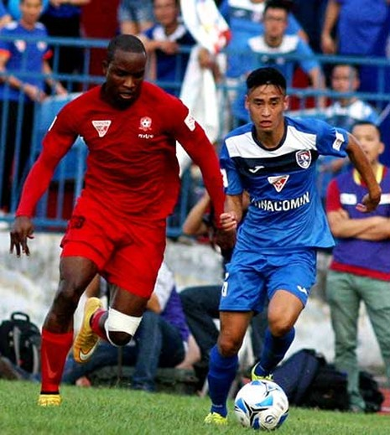 Vòng 22 Toyota V-League 2016: Thừa thắng xông lên - ảnh 1