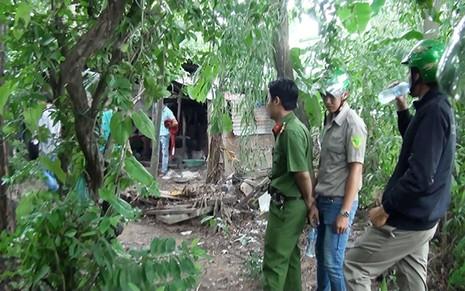 Nghi phạm giết người ở Biên Hòa bị bắt tại Đắk Nông - ảnh 1