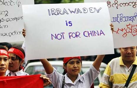 Trung Quốc giúp Myanmar với ý đồ gì? - ảnh 1