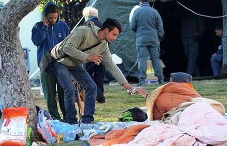 8 người nước ngoài chết trong động đất ở Ý - ảnh 1