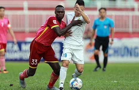 Vòng 23 Toyota V-League 2016: Sài Gòn 'đãi' Hà Nội T&T  - ảnh 1