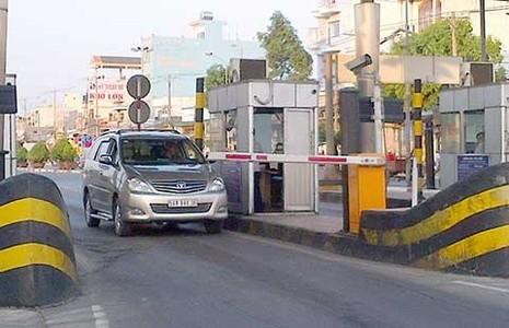 Trạm thu phí giao thông ra sức 'móc túi' dân - ảnh 2