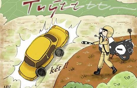Tình huống kỳ 6: Vào đường cong phải bật xi nhan? - ảnh 2