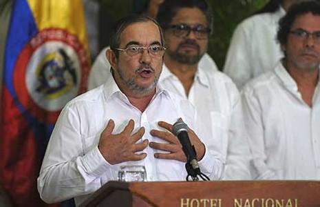 Thỏa thuận ngừng bắn vĩnh viễn có hiệu lực ở Colombia - ảnh 1