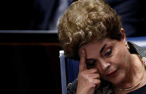 Đại án tham nhũng hạ bệ tổng thống Brazil - ảnh 1