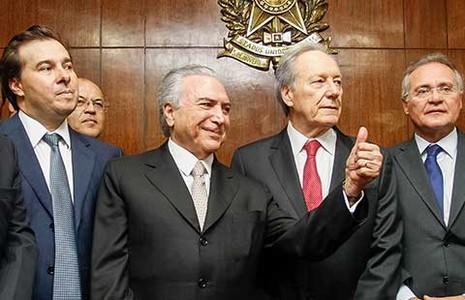 Đại án tham nhũng hạ bệ tổng thống Brazil - ảnh 2