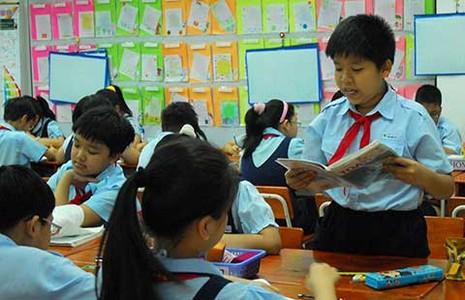Học sinh tiểu học lận đận vì Thông tư 30 - ảnh 1