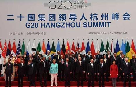 Dọn dẹp từ vật đến người: Thượng đỉnh G20 'kiểu Trung Quốc' - ảnh 1