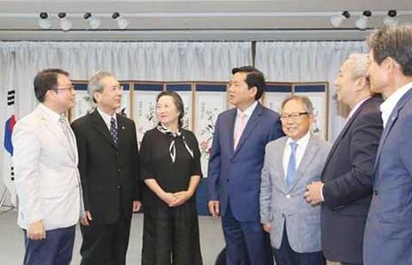 Bí thư Thành ủy TP.HCM tiếp Hội Người Hàn Quốc yêu Việt Nam - ảnh 1