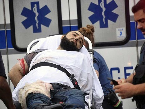 Chân dung nghi can vụ nổ bom New York - ảnh 1