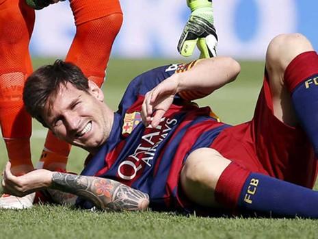 Barcelona và Argentina không Messi  - ảnh 1