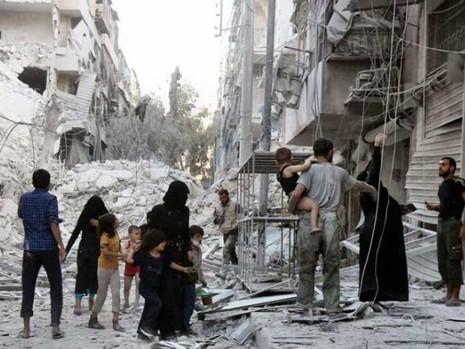 Ngoại trưởng Nga kêu gọi giữ thỏa thuận ngừng bắn Syria - ảnh 1