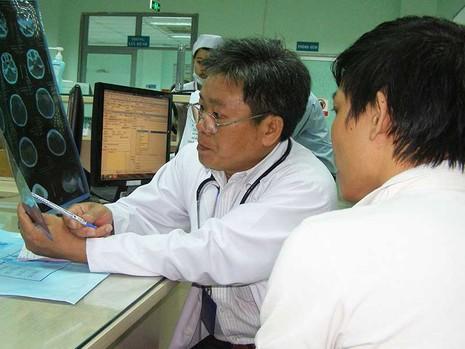 Bệnh nhân xuất huyết não ngày càng trẻ  - ảnh 1