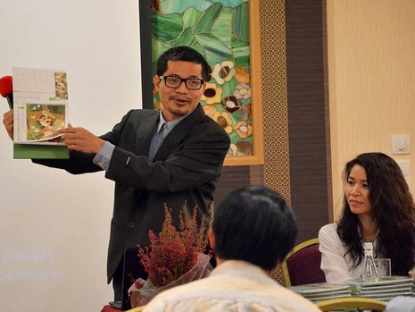 Để người Việt ham đọc sách, bớt uống rượu - ảnh 1