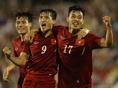 Fan Việt thăng hoa, fan Thái buồn  - ảnh 1