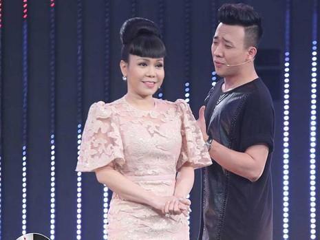 Việt Hương lần đầu làm liveshow giúp người nghèo - ảnh 1