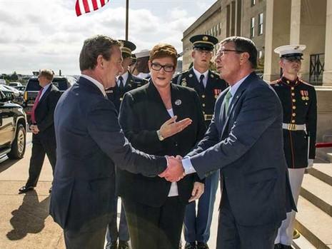 Mỹ sẽ triển khai 2.500 quân ở Úc  - ảnh 1