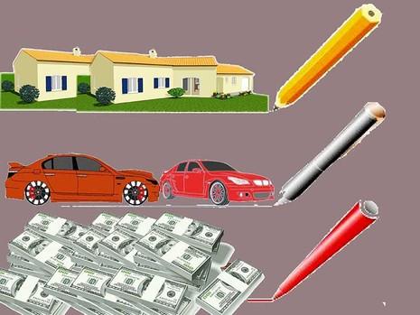 Giám sát chặt thu nhập, tài sản cán bộ cấp cao - ảnh 1