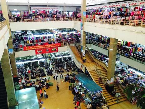 Hoang mang tin đập, xây mới chợ Đồng Xuân - ảnh 1