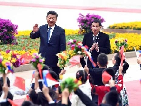 Trung Quốc-Philippines lại đàm phán biển Đông - ảnh 1