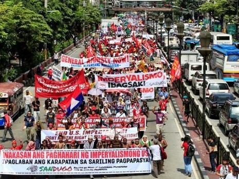 Mỹ khó xử với tuyên bố 'chia tay' của Duterte - ảnh 1