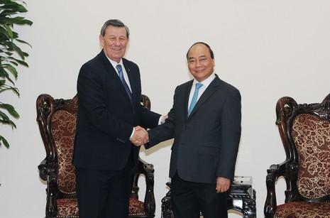 Xúc tiến ký hiệp định FTA iệt Nam - Đông Uruguay - ảnh 1