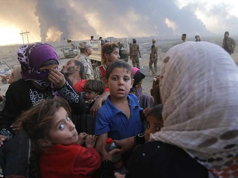 Bộ trưởng QP Mỹ đến Iraq chỉ đạo chiến dịch Mosul - ảnh 1