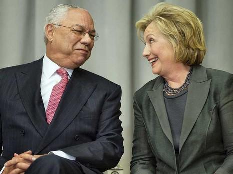 Cựu ngoại trưởng đảng Cộng hòa sẽ bầu cho bà Clinton - ảnh 1