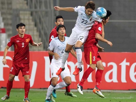 Ngả mũ trước  U-19 Nhật Bản - ảnh 1