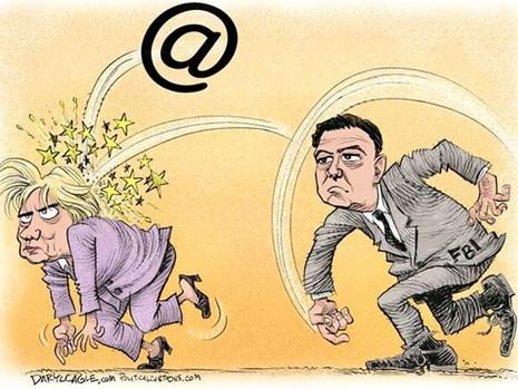 James Comey 'tiếp đạn' cho Donald Trump - ảnh 1