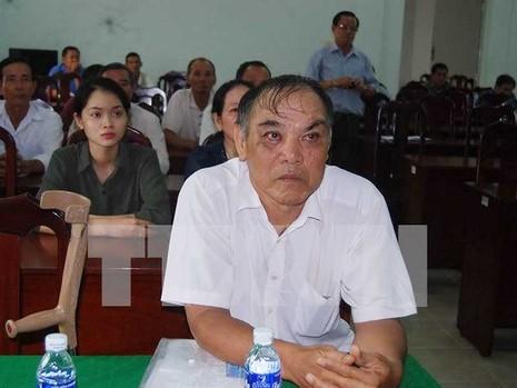 Tổ chức xin lỗi một người bị kết án oan cách nay 26 năm - ảnh 1