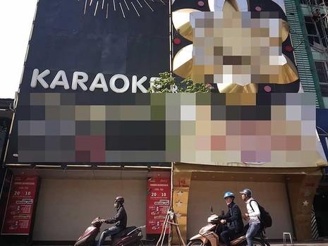 Cháy quán karaoke: Khó thoát thân! - ảnh 1