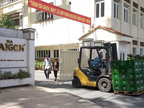 Bia Sài Gòn lãi khủng, xin được lên sàn chứng khoán - ảnh 1