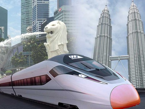 Nhật-Trung tranh đường sắt Malaysia  - ảnh 1