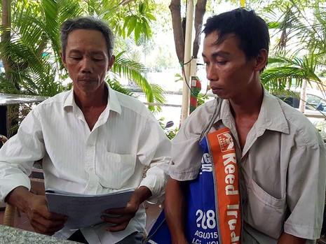 Phục hồi điều tra vụ 'hai nông dân nhận hối lộ' - ảnh 1