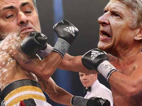 Cuộc chiến Mourinho - Wenger - ảnh 2