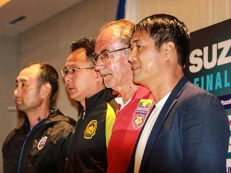 HLV Malaysia bực bội vì đặt đội Việt Nam lên kèo trên - ảnh 1