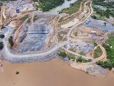 Lào xây đập, Campuchia lãnh đủ  - ảnh 1