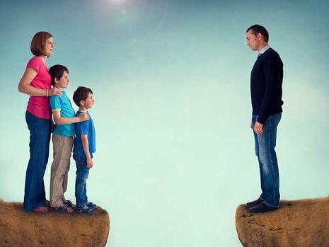Ly dị nhiều là do sửa luật - ảnh 1