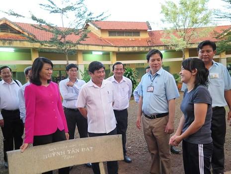 Chủ tịch TP.HCM thăm các cơ sở cai nghiện - ảnh 1