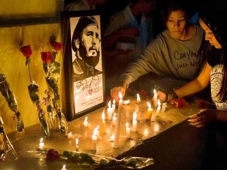 Lễ an táng lãnh tụ Fidel Castro vào sáng 4-12 - ảnh 1