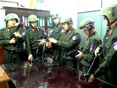 Bộ Công an yêu cầu đánh mạnh tội phạm có tổ chức - ảnh 1