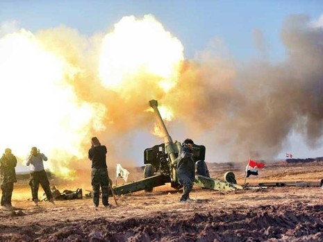 Quân đội Iraq mở giai đoạn 2 chiến dịch tái chiếm Mosul - ảnh 1