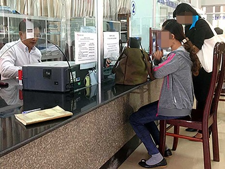 Cấm sang Đài Loan rồi mới kết hôn - ảnh 1
