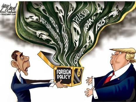 Dấu ấn Obama - ảnh 1