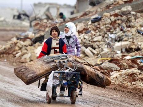 Nga thỏa thuận với Thổ về không kích ở Syria - ảnh 1