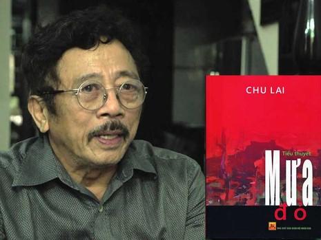 Nhà văn Chu Lai: Vợ đã đọc Mưa đỏ và bật khóc  - ảnh 1