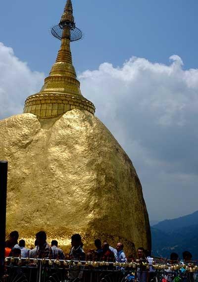 Myanmar - vùng đất thiện - ảnh 1