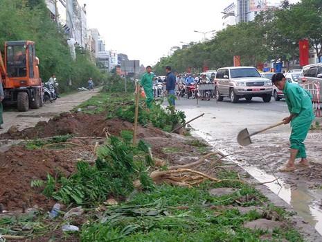 Xây đường mới giải cứu Tân Sơn Nhất - ảnh 1